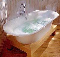 установка ванн